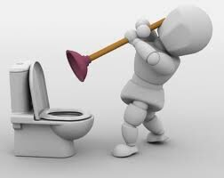 tıkalı tuvalet açma